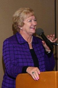 Gala Committee Chairwoman Marsha Jackson